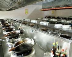 学校食堂厨房