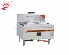 大型厨房设备也发展了自己的风格和特色