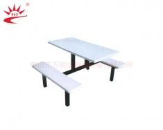 四人座条椅餐桌