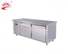 平面工作台冷藏柜